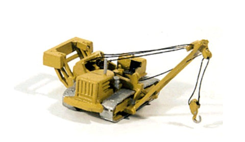 JL Innovative Design 2008 N Crawler with Side Boom