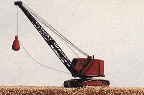 JL Innovative Design 2091 N MOW Vehicles - Bantam Dragline Crane