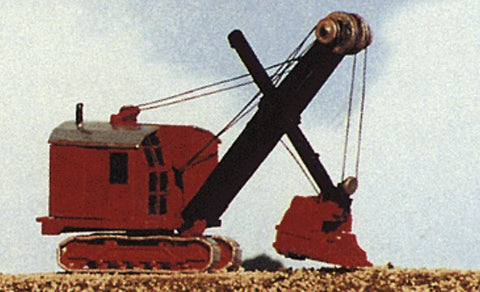 JL Innovative Design 2121 N Construction Equipment - Bucyrus Excavator Shovel