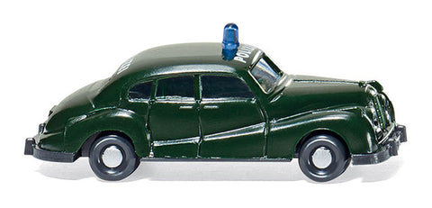 Wiking 093504 1:160 N Police BMW 501