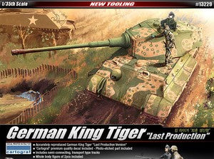 Academy 13229 1:35 German King Tiger