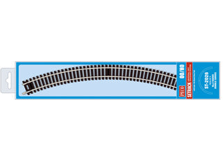 Peco ST-2026 HO 45 Degree NS Setrack Code 100 Double Curved Track (Pack of 4)