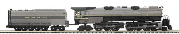 MTH 30-1623-1 O Union Pacific Imperial 4-6-6-4 w/Proto-Sound 3.0, TT Gray/Yellow #3980