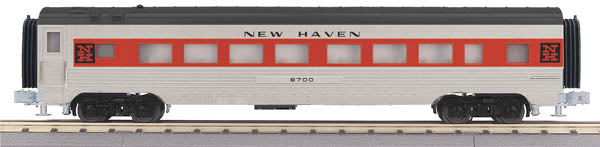 MTH 30-67799 O-27 60' Streamline Coach, NH