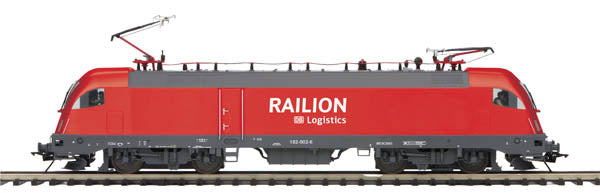 MTH 20-5651-2  DB Railion Taurus ES-64-U2 Electric Engine w/Protosound 3.0 (Scale Wheels)