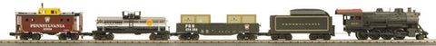 MTH 30-4226-1  Pennsylvania 2-8-0 Steam Freight R-T-R Train Set w/Proto-Sound 3.0
