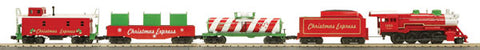 MTH 30-4229-1  Christmas 2-8-0 Steam R-T-R Train Set w/Proto-Sound 3.0