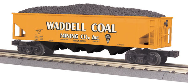MTH 30-79424  Waddell Coal Hopper Car w/Operating Coal Load