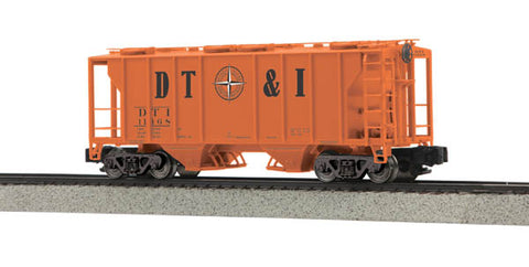 MTH 35-75013 S Modern Detroit Toledo & Ironton Ps-2 Hopper Car