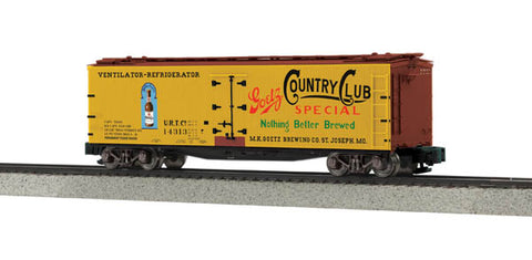 MTH 35-78010 S Modern M.K. Goetz Brewery 40' Woodsided Reefer Car