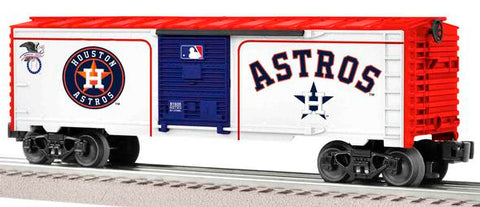 Lionel 6-81935 O USA/MLB Houston Astros Boxcar