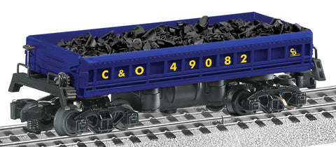 AF 6-49082 S Scale Chesapeake & Ohio Coal Dump Car