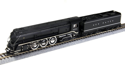 Broadway Limited 1623 HO New Haven Class I-5 4-6-4 Hudson Brass Hybrid #1405