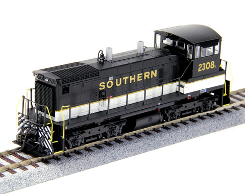 Precision Craft Models 3324 HO SW1500 Southern #2308/DCC