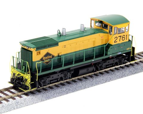 Precision Craft Models 3331 HO SW1500 Reading #2762/DCC