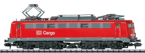 Trix 16152 N German Railroad DB AG Class 150 Electric w/DCC/SX Minitrix