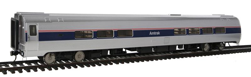Walthers 920-11261 HO Amtrak 85' Amfleet II Lounge (Phase IV)