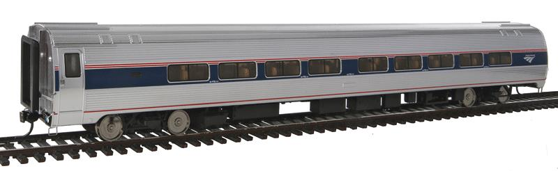 85' Amfleet II 59-Seat Coach - Lighted - Ready To Run