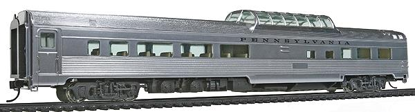 Walthers 920-13023 HO Pennsylvania Railroad 85' Budd Dome Coach - Ready to Run