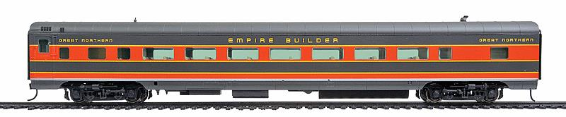 85' ACF 60-Seat Coach - Lighted - Empire Builder