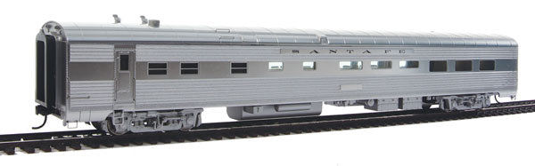 Walthers 920-9329 HO Santa Fe 85' P-S Lunch Counter Diner Dorm - Standard