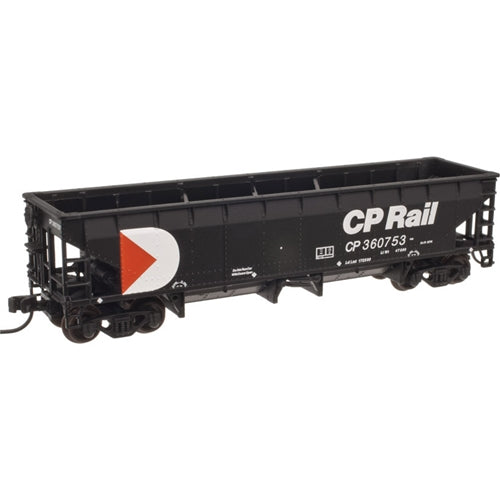 70-Ton Hart Ballast Car 3-Pack - Ready to Run - Master(R)