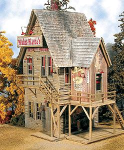 Bar Mills 961 N Wicked Wanda's Building Kit