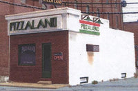 Blair Line 096 N Pizza Land Laser-Cut Building Kit