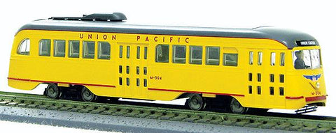Con-Cor 93068 HO Union Pacific PCC Diesel Streetcar with DCC