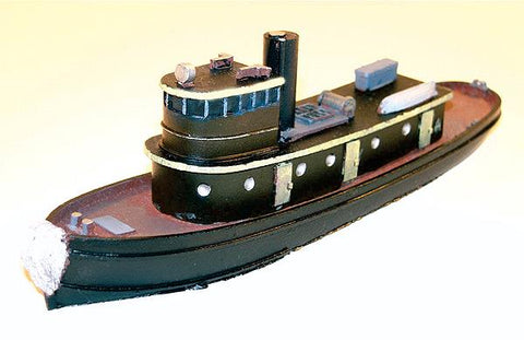 The N Scale Architect 30055 Z Diesel Tug Boat Kit