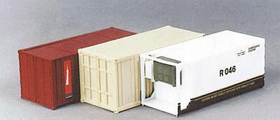 Trident Miniatures 729-90186 20' Container Set