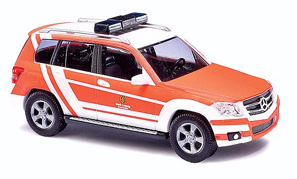 Busch 49758 Emergency 2009 Mercedes-Benz GLK Class SUV - Assembled