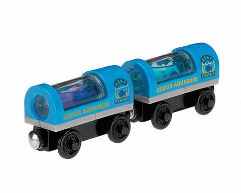 Fisher Price Y5024 Thomas & Friends™ Wooden Railway Aquarium Car (2)