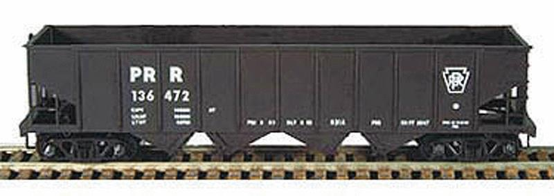 Bowser 40786 HO Pennsylvania Railroad H21a 4-Bay Hopper Executive Line #720460