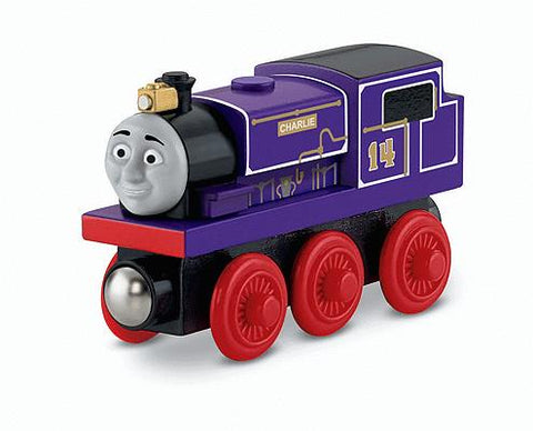Fisher Price Y4402 Thomas & Friends™ Wooden Railway Charlie the Steam Locomotive