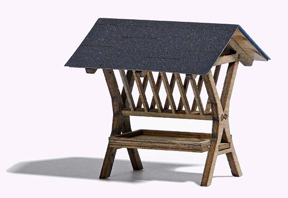Busch 1562 Animal Forage/Feeding Stand