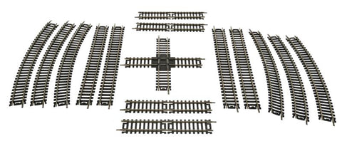 Life Like 3006 HO Nickel Silver  Expander Figure-Eight Track