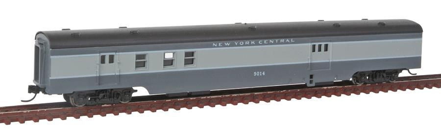 Con-Cor 40135 85' Smooth-Side Railway Post Office - Ready to Run w/Micro-Trains(R) Couplers