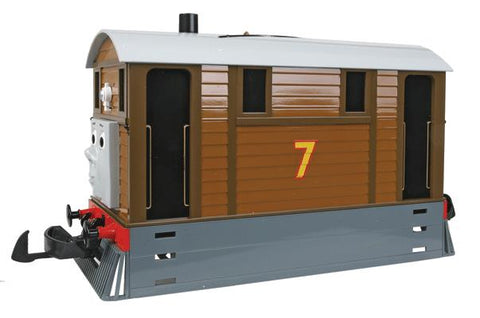 Bachmann 91405 G TTT Toby the Tram Engine with Moving Eyes Thomas & Friends™