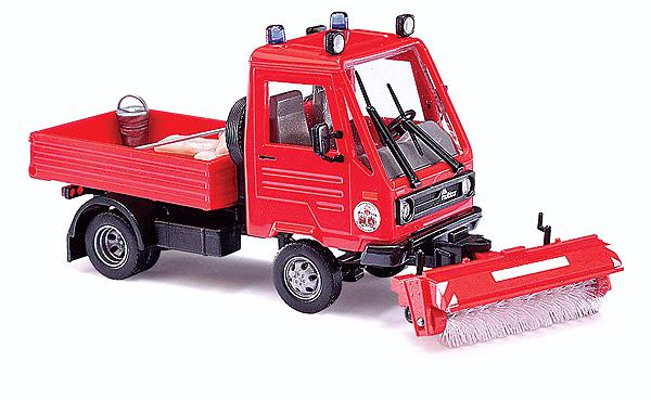 Busch 42212 Emergency 1991 Multicar Light Pickup Truck - Assembled