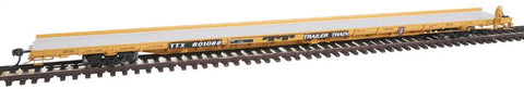ACF F89-J 89' Flatcar - Ready to Run