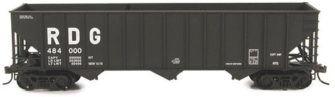 100-Ton 45' 3-Bay Hopper - Kit