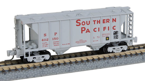 MicroTrains 53100060 Z PS-2 70 Ton 2-Bay Covered Hopper