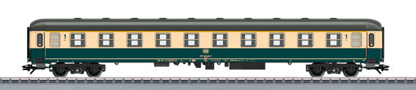 Marklin 43912 HO German Federal Railroad DB Type Am 2030 1st Class Compartment