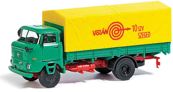 Busch 95111 IFA W50L SP Low-Side Delivery Truck - Assembled - Espewe