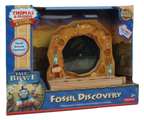 Fisher Price BDG55 Thomas & Friends™ Wooden Railway Fossil Discovery