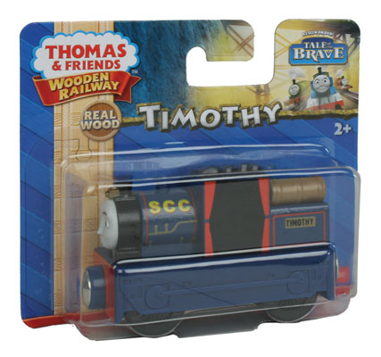Fisher Price BDG07 Thomas & Friends™ Wooden Railway Timothy Engine