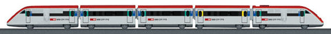 Marklin 29303 HO My World  Swiss High-Speed Train Battery Operated Starter Set