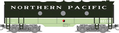 MicroTrains 98002351 Z Northern Pacific EMD F7B - Standard DC #6511B