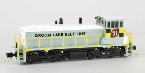 MicroTrains 99321240 N Scale Area 51 Train Set